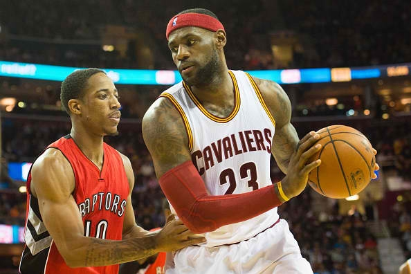 NBA Eastern Conf finals: Raptors still alive; beat Cavaliers  99-84